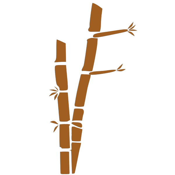 Brown Bamboo PNG Clip art