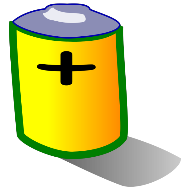 Battery 4 PNG images