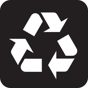 Blue Recycling Container PNG images