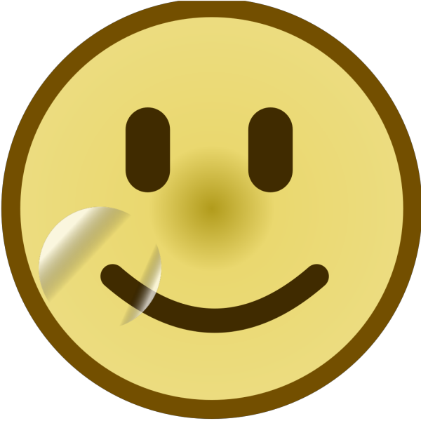 Glossy Emoticons PNG images