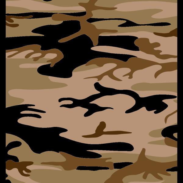 Brown Camo PNG Clip art