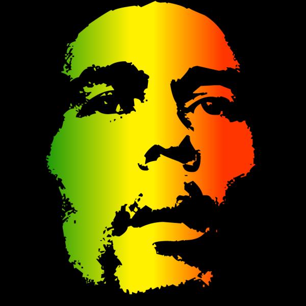Bob Marley PNG Clip art