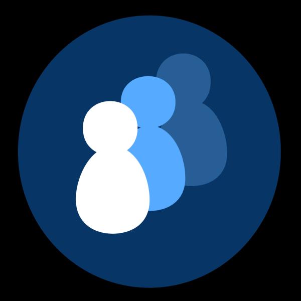 Blue Compliance PNG Clip art