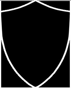 Black Shield PNG Clip art