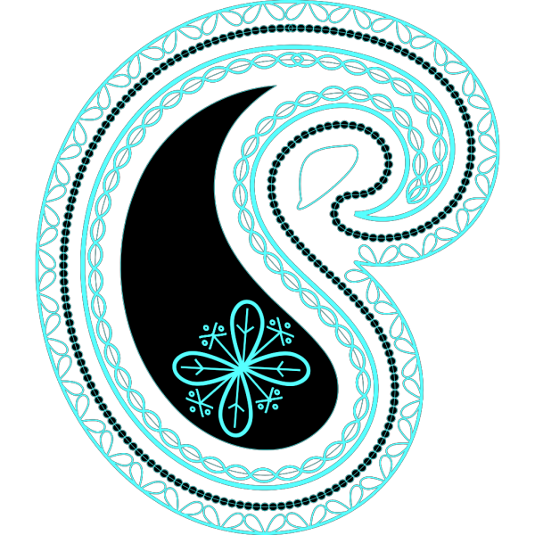 Paisley 7 PNG images