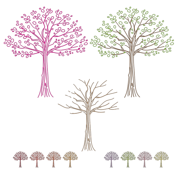 Trees PNG images