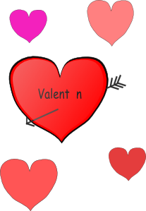 Valentines PNG images