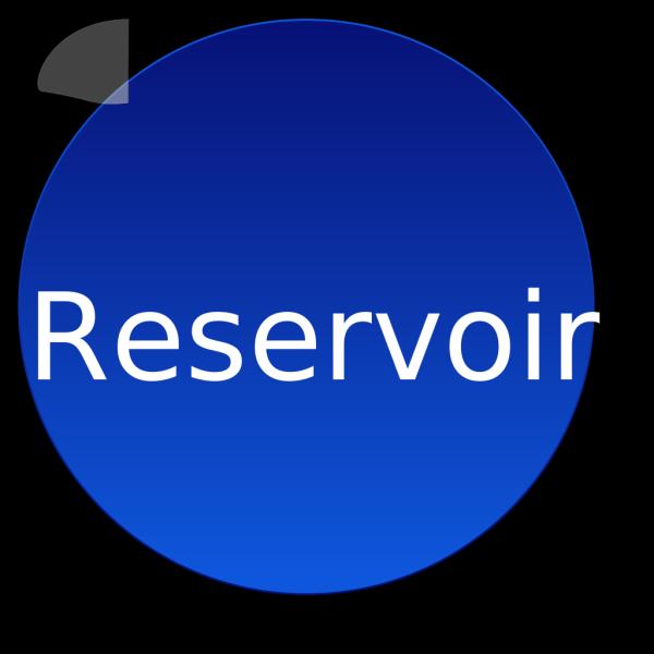Reservoir PNG Clip art