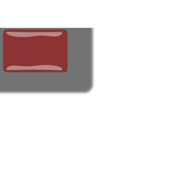 Red Rectangle Button