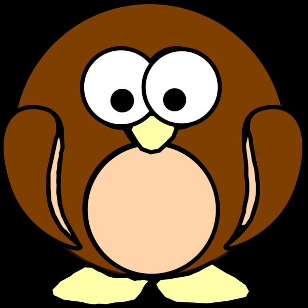 Brown Penguin PNG Clip art