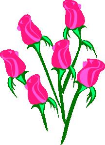 Roses Border Clip art