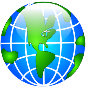 World Globe PNG icon
