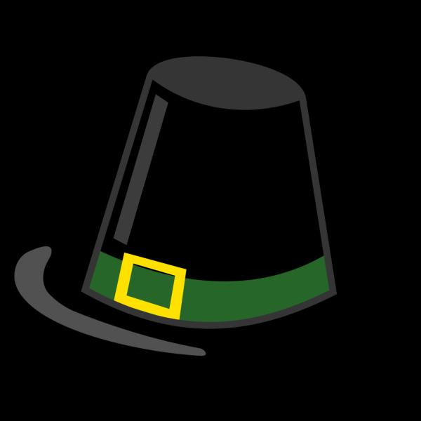 Pilgrim Hat PNG Clip art