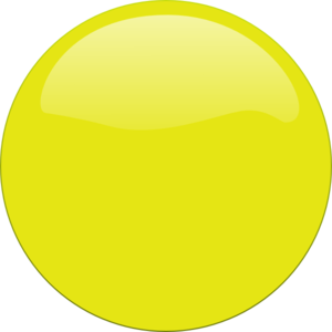 Yellow Button Clip PNG Clip art