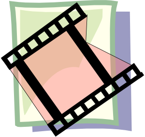 Video PNG icons