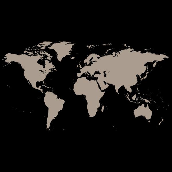 Globe Light Brown PNG Clip art