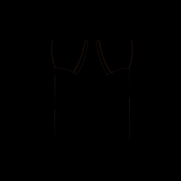 Brown Plain Shirt PNG Clip art