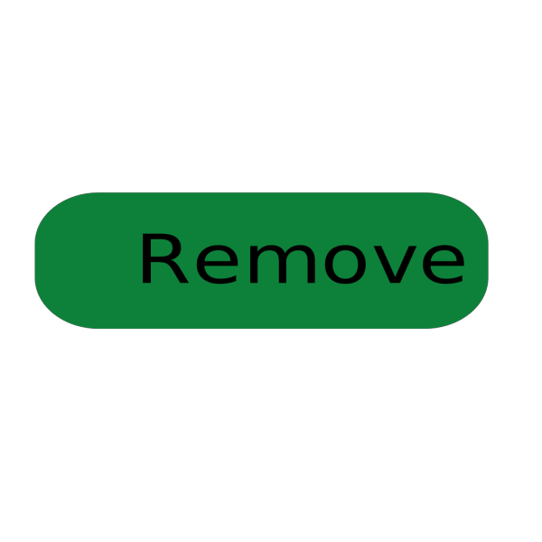 Remove Button Green PNG Clip art