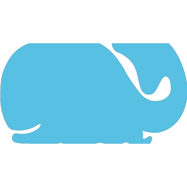 Whale Tale Brown PNG Clip art