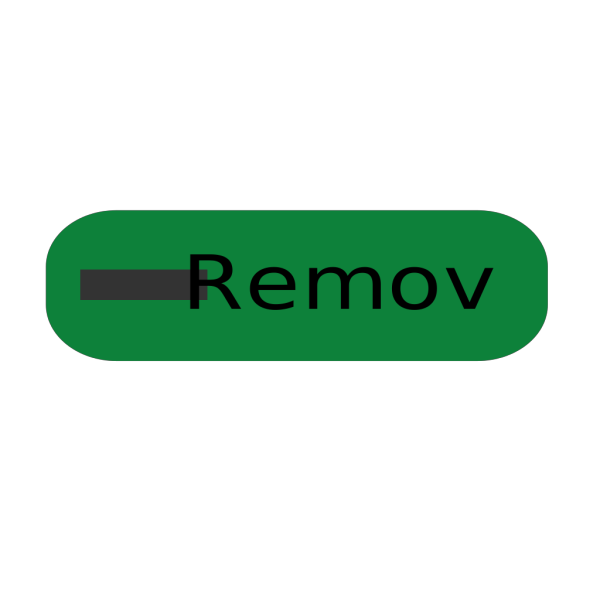 Green Button PNG icon