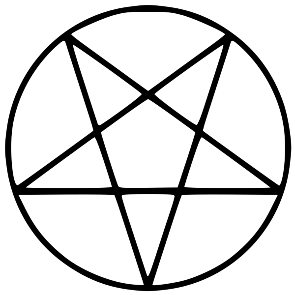 Pentagram PNG Clip art