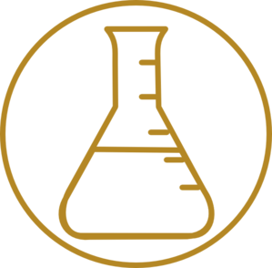 Science Badge PNG image