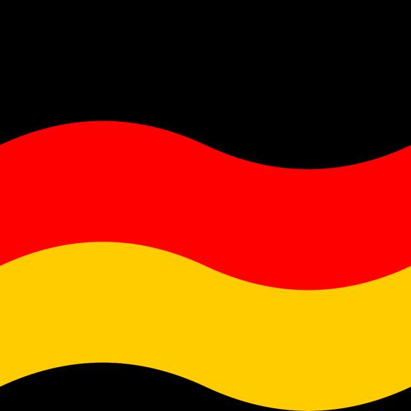 German Flag PNG Clip art