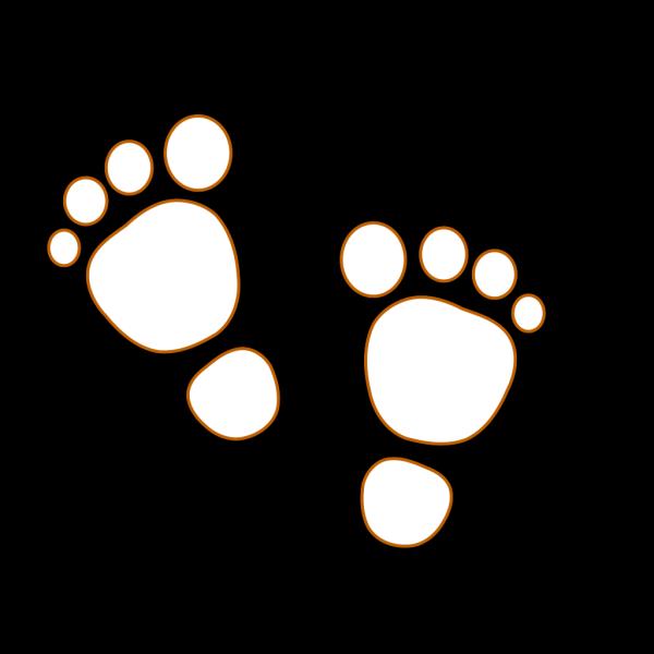 Footprints PNG Clip art