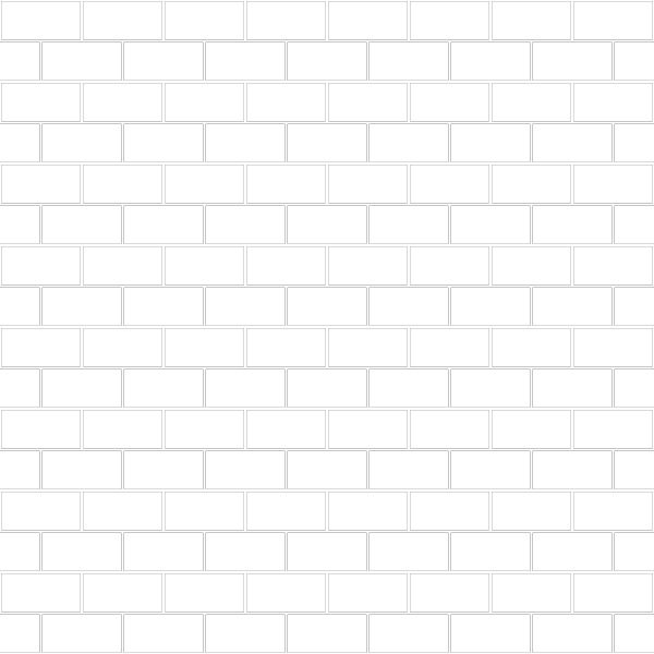 White Bricks Clip art