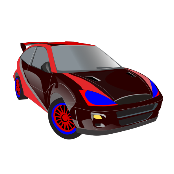 Sports Car PNG Clip art