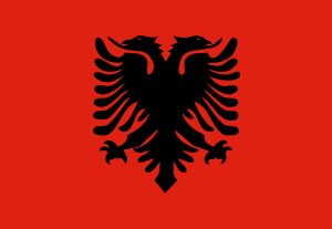 Flag Of Albania PNG images