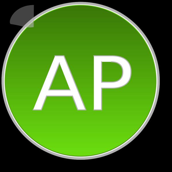 Ap Button PNG Clip art
