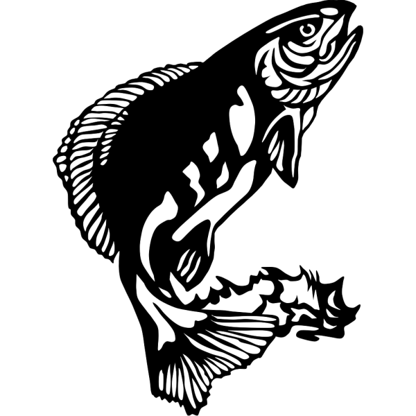 Arctic Greyling PNG Clip art