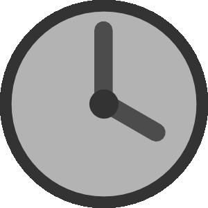 Alien Clock PNG Clip art