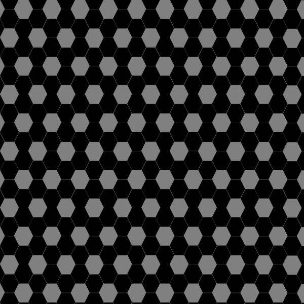 Gray Hexagon PNG Clip art