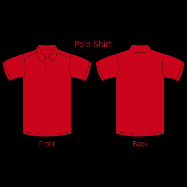 Polo Tshirt Blue PNG Clip art