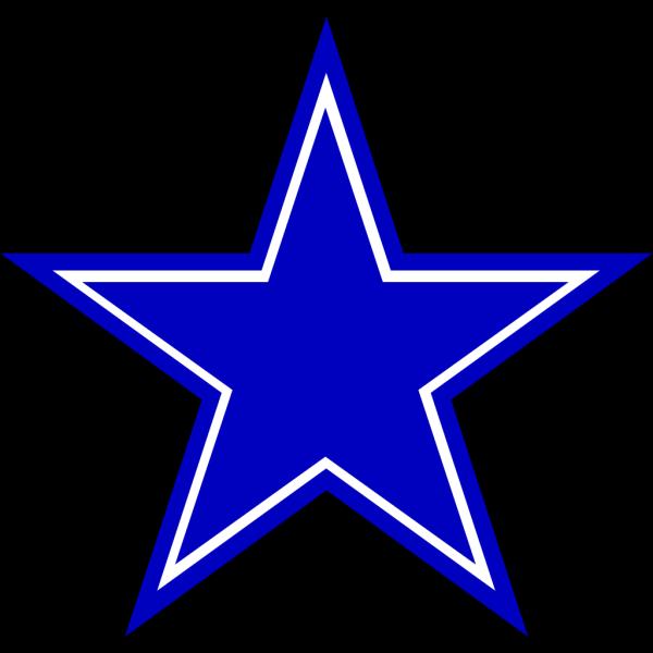 Dark Blue Star PNG Clip art