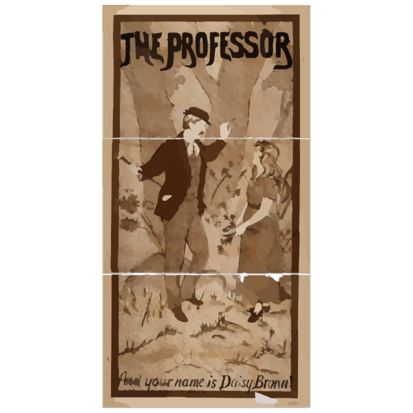 Two-fisted Professor
