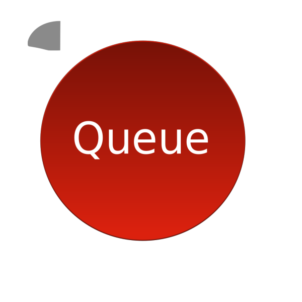 Queue Button