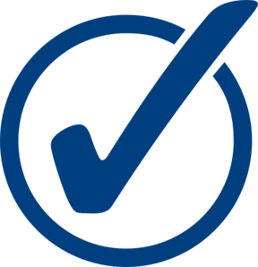 Check Mark Button PNG images