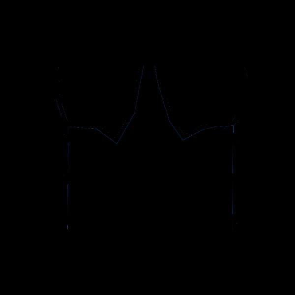 Smp Blue black PNG Clip art