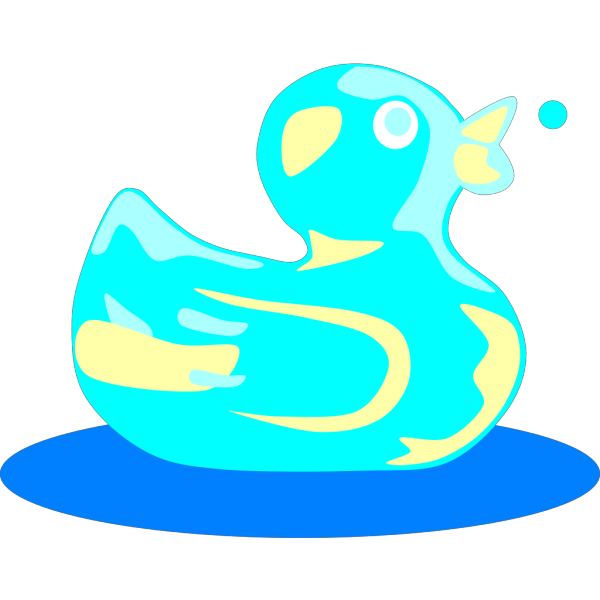 The Duck PNG Clip art