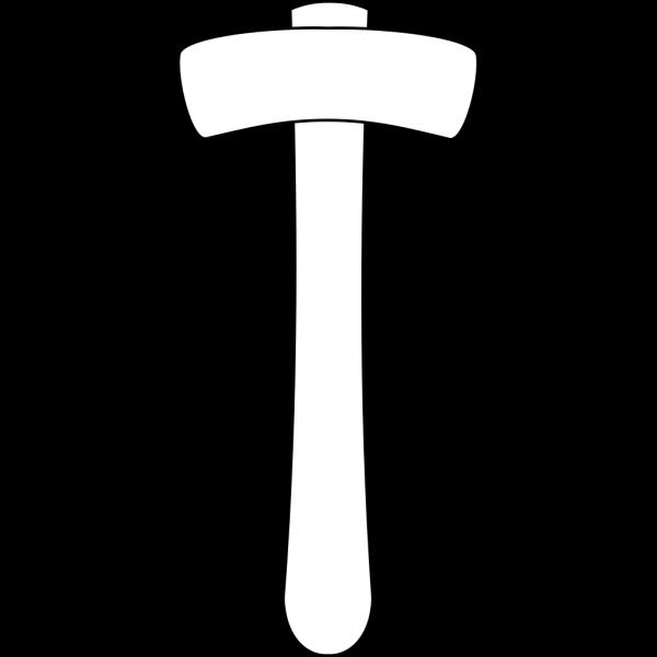 Hammer Outline PNG Clip art