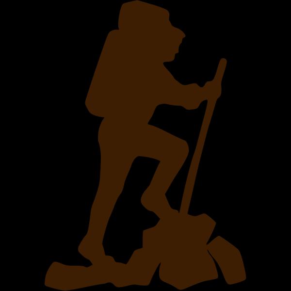 Hiker PNG Clip art