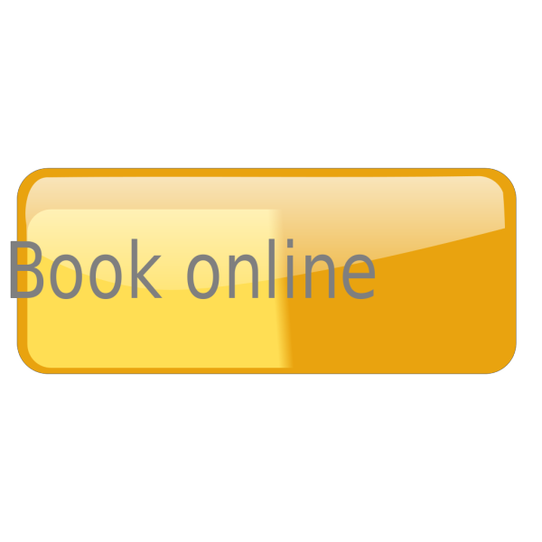 Book Now Orange Button PNG Clip art