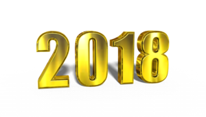 2018 Happy New Year PNG File PNG Clip art