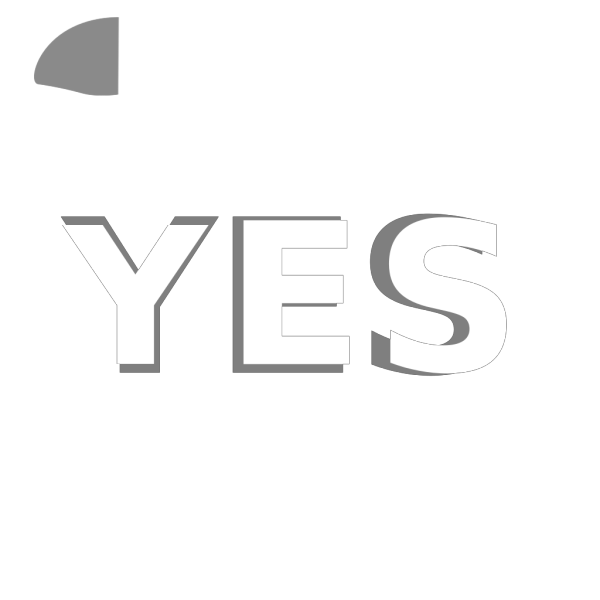 Yes Button PNG icon