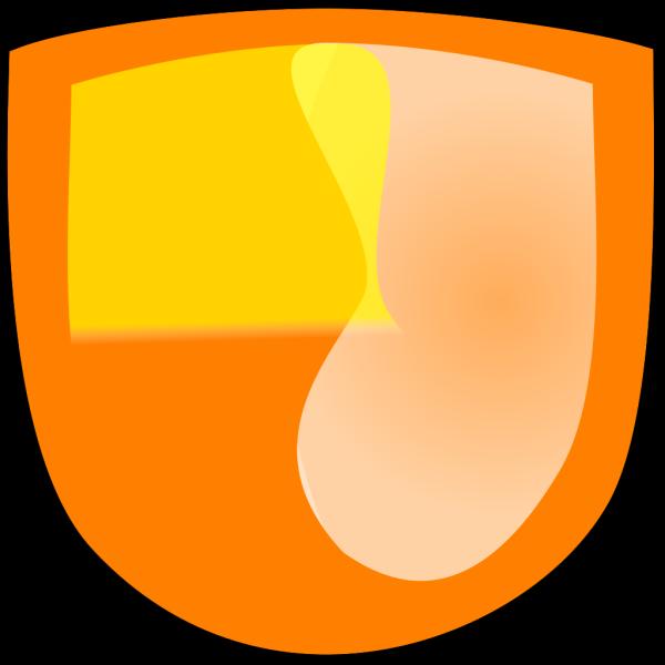 Orangedown PNG Clip art