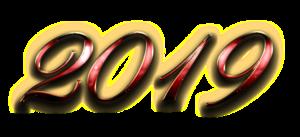 2019 PNG Clipart PNG Clip art