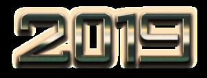 2019 PNG HD PNG Clip art